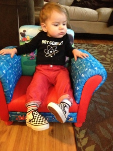 Boy Genius + Vans